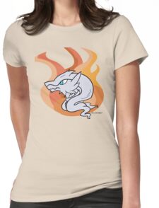 Reshiram - Legendary Pokemon Womens Fitted T-Shirt