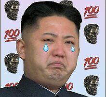 Kim Jong Sadboy by makersonly