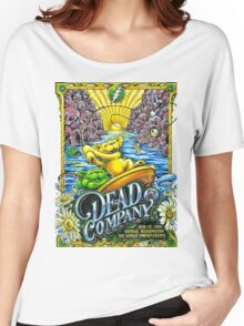 D & CO, Summer Tour 2016 THE GORGE AMPHITHEATRE George, WA Women's Relaxed Fit T-Shirt