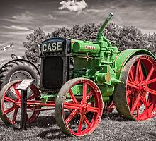 1919 Case tractor by PhotosByHealy