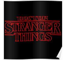 DOCTOR STRANGER THINGS Poster