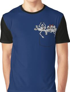Pocket messengers from Bloodborne  Graphic T-Shirt
