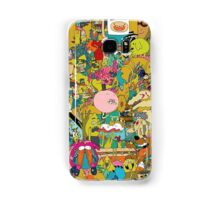 Collection of cartoons  Samsung Galaxy Case/Skin