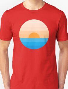 Sun goes down Unisex T-Shirt