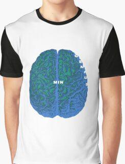 Min Genius Graphic T-Shirt