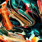 Wild Colorful Abstract Background by artonwear