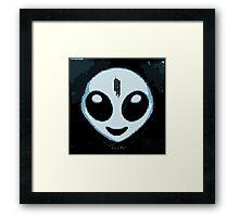 Skrillex Recess Album Cover Framed Print