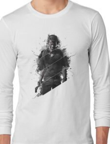Uncharted - Drake Long Sleeve T-Shirt