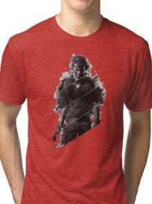 Uncharted - Drake Tri-blend T-Shirt