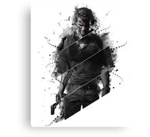 Uncharted - Drake Canvas Print