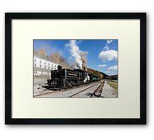 Locomotive #5 Framed Print