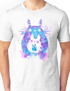 My Neighbour  Totoro in Watercolor Unisex T-Shirt