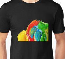 Brushstrokes vers. 1 Unisex T-Shirt
