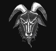 BLACK GOAT HEAD Unisex T-Shirt