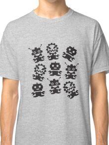 Old School Monster Gear Classic T-Shirt