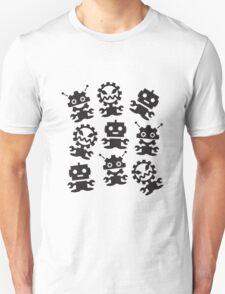 Old School Monster Gear Unisex T-Shirt