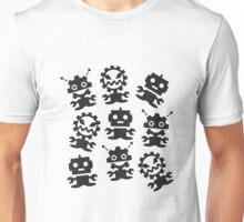 Old School Monster Gear Unisex T-Shirt