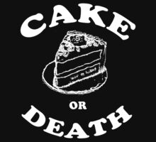 Cake or Death by MrDeath