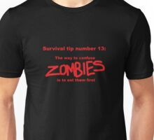 Survival tip Unisex T-Shirt