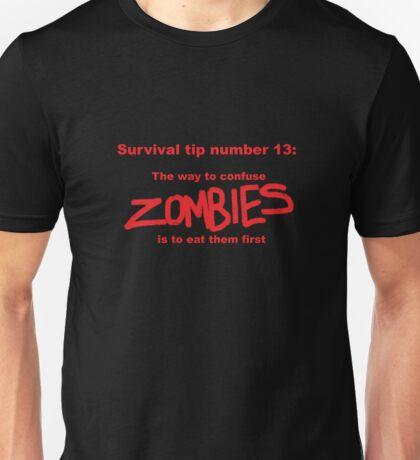 Survival tip Unisex T-Shirt