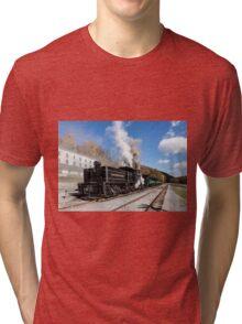 Locomotive #5 Tri-blend T-Shirt