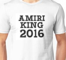 AMIRI KING 2016 Unisex T-Shirt