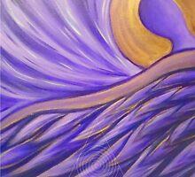 """""""Archangel Zadkiel"""" by kalliopi"""