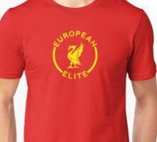 European Elite - Liverpool FC - Yellow Unisex T-Shirt