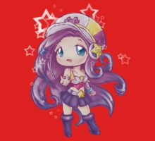 Chibi Arcade Miss Fortune Kids Tee