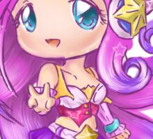 Chibi Arcade Miss Fortune Sticker
