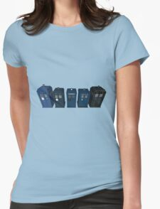 The Box Evolution 2 Womens Fitted T-Shirt