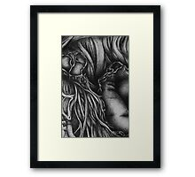 Ingestation-2 Framed Print
