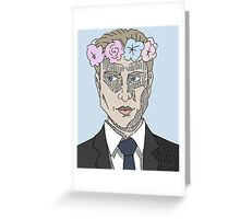 Tyrell Wellick Greeting Card