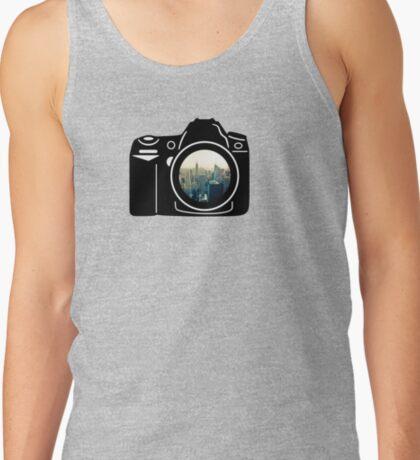 City Camera Tank Top