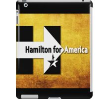 Never gon' be President now - Bumblebee iPad Case/Skin