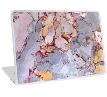 Marble design french marbre surface Laptop Skin