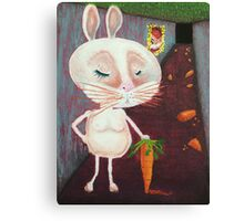 Playboy Bunny Canvas Print