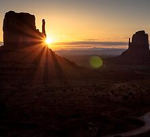 Mitten Flare by TomGreenPhotos
