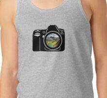 Mountain Camera Tank Top