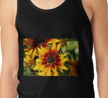 Flower on Fire Tank Top