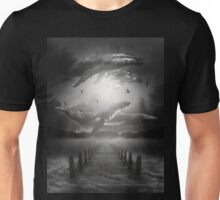 The Space Between Dreams & Reality II Unisex T-Shirt