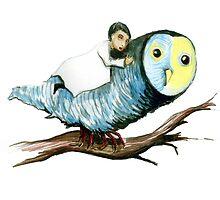 The Owl Service by Nicholas  Beckett