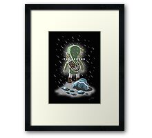 The Legend of Broken Pots Framed Print