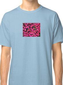 Little Pink Flowers Classic T-Shirt