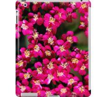 Little Pink Flowers iPad Case/Skin
