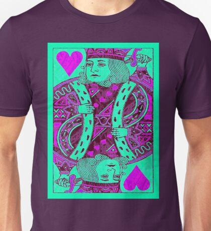 Gen King of Hearts Mirage-2 Unisex T-Shirt