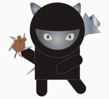 Ninja Kitty by ValeriesGallery