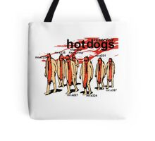 Reservoir Hotdogs Tote Bag