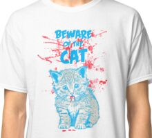 Beware of the Cat Classic T-Shirt