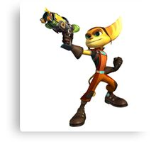 Ratchet and Clank 3 Canvas Print